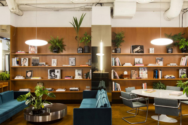 The bureau opens a top notch coworking space in paris th
