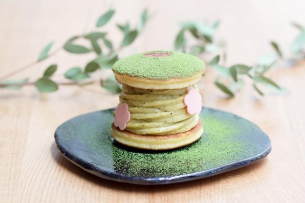 la pâtisserie franco,japonaise experte en dorayaki