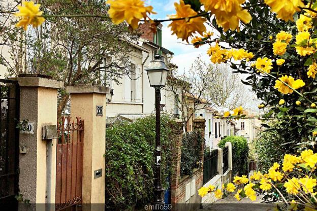 Guide des plus beaux quartiers-villages de Paris - Sortiraparis.com