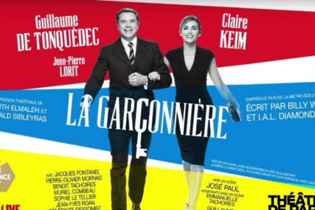 La garçonnière - Pièce de théâtre 353973-piece-de-theatre-la-garconniere-avec-claire-keim-et-guillaume-de-tonquedec-4