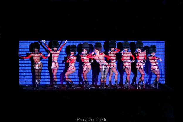 Totally Crazy Show at Crazy Horse Paris, review
