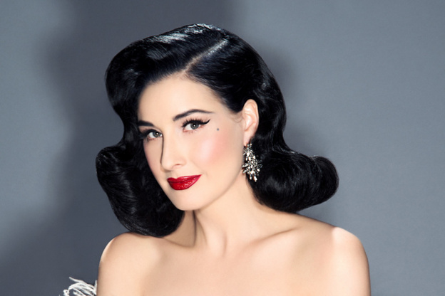 d44083be0d3 Dita Von Teese guest star at Jean-Paul Gaultier Fashion Freak Show in  January 2019