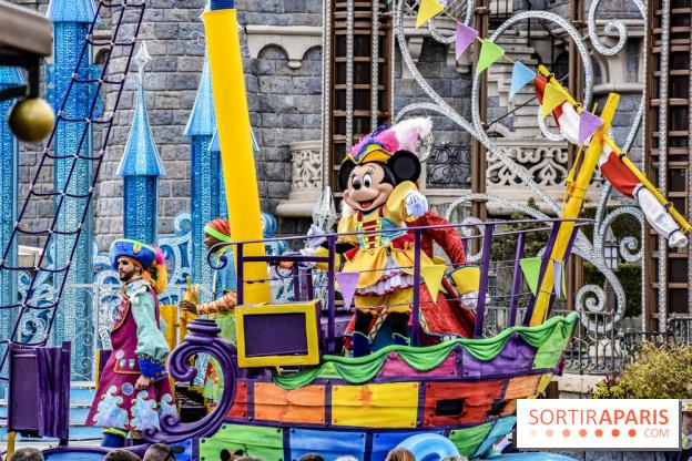 Festival Of Pirates And Princesses 2019 At Disneyland Paris