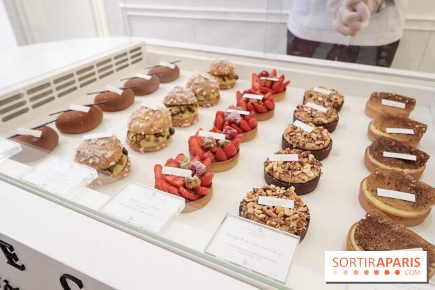 Gâteaux d\u0027émotions, la Pâtisserie de Philippe Conticini à Paris