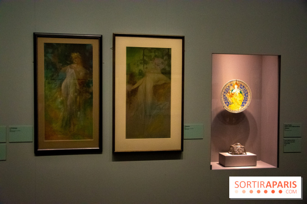 Alphonse Mucha The Exhibition At Paris Musee Du Luxembourg