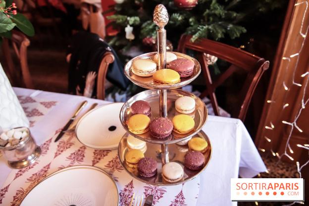 buche de noel 2018 laduree Yule log 2018 by Norwegian chef Sverre Saetre for Ladurée  buche de noel 2018 laduree
