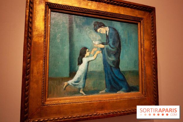 Picasso. Blue and Rose, the exhibition at Paris Musée d ...