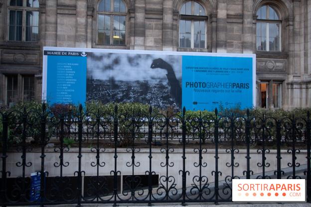 photographier paris l 39 exposition gratuite l 39 h tel de ville les photos. Black Bedroom Furniture Sets. Home Design Ideas