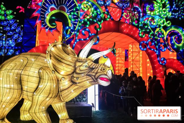 Expo Jardin Des Plantes Animaux Lumineux Horaires
