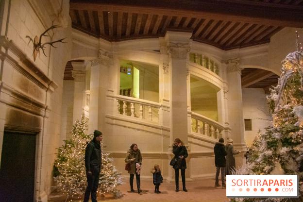 Coloriage Chateau De Chambord.Noel 2018 Au Chateau De Chambord Sortiraparis Com
