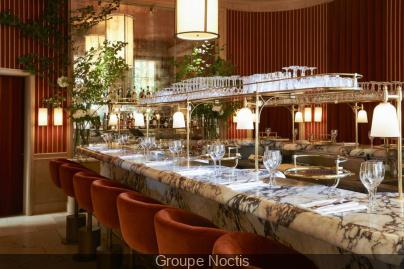 La Girafe Restaurant : girafe le nouveau restaurant de la cit de l 39 architecture paris ~ Nature-et-papiers.com Idées de Décoration