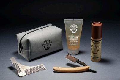 beardilizer sort un nouveau kit de rasage. Black Bedroom Furniture Sets. Home Design Ideas