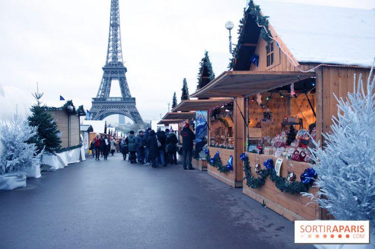 Christmas Market New York 2019.Christmas Markets 2019 In Paris Sortiraparis Com