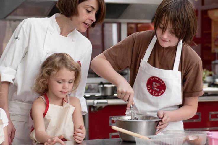 Les cours de cuisine pour enfant paris loisirs - Atelier de cuisine pour enfants ...