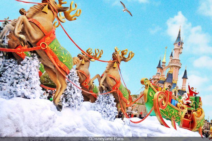 Christmas At Disneyland.Christmas 2019 At Disneyland Paris What S On Sortiraparis Com