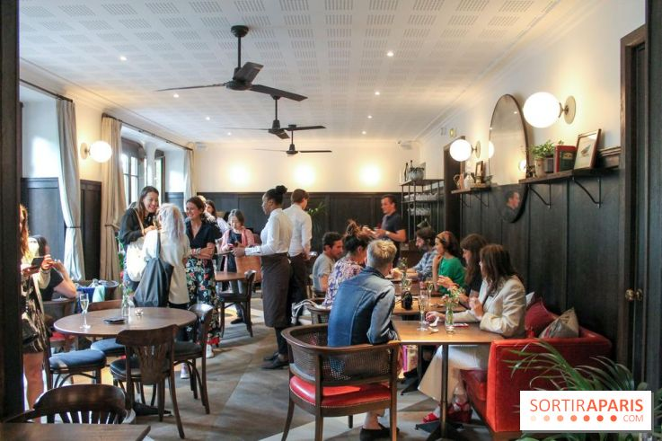 nola new orleans and cajun cuisine near paris canal saint martin. Black Bedroom Furniture Sets. Home Design Ideas