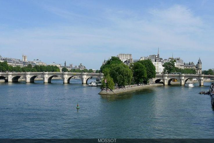 Histoire Du Pont-neuf
