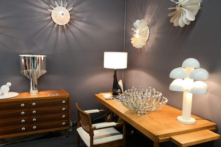 design fair paris x les puces du design 2019 la porte de. Black Bedroom Furniture Sets. Home Design Ideas
