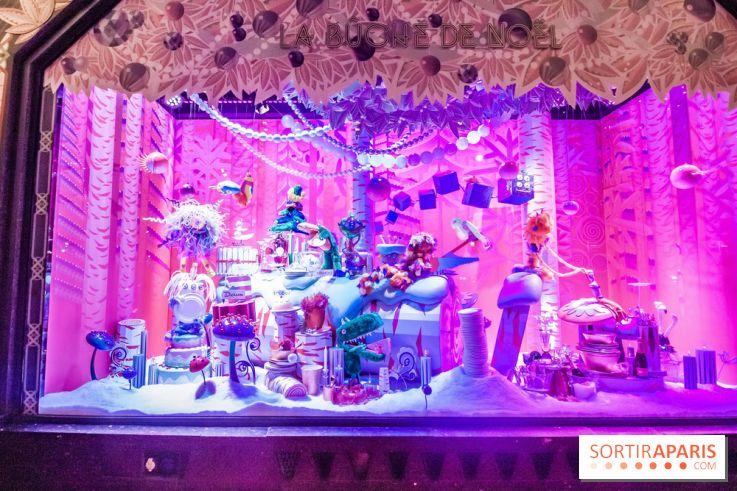 Image Vitrine Noel.Christmas Windows 2019 In Paris Sortiraparis Com