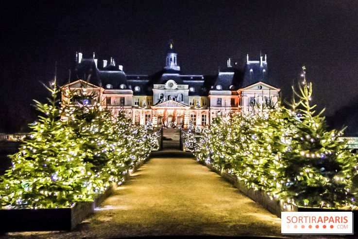 Christmas Pics.Christmas At The Chateau De Vaux Le Vicomte 2019