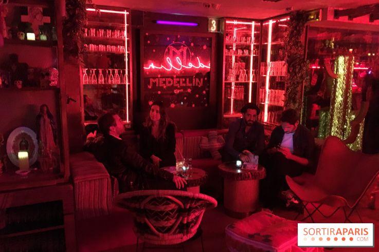 Medellin Paris Le Nouveau Club Priv 233 X Bar 224 Cocktails Du