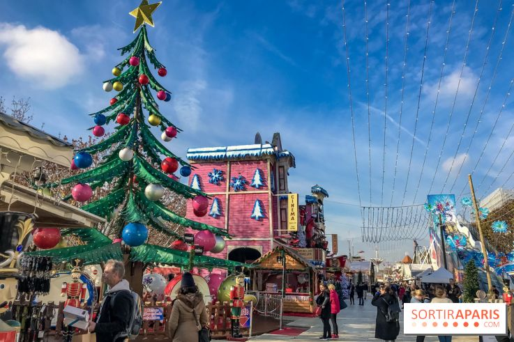 Christmas 2019 Images.Christmas 2019 Low Cost Outings In Paris Sortiraparis Com