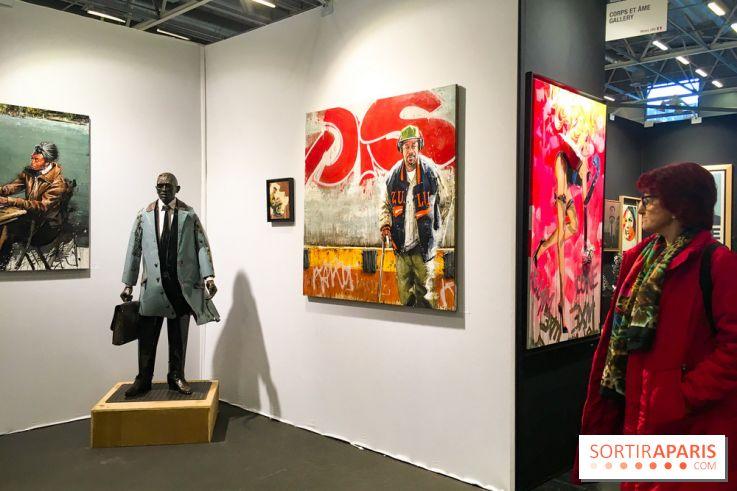 Art3f paris 2019 salon d 39 art contemporain abordable porte de versailles invitations - Salon art contemporain paris ...