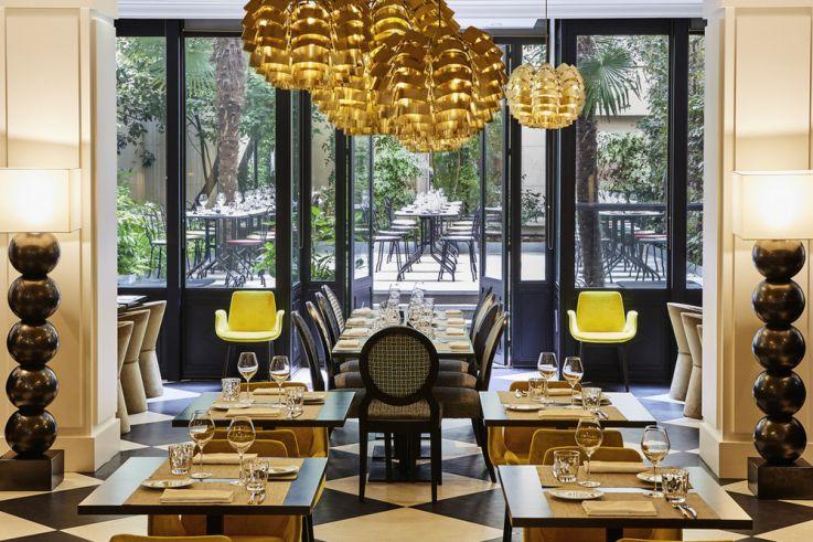 Menu De Noel Grand Chef.Menu De Noel 2019 Au Blossom Le Restaurant Du Sofitel Paris