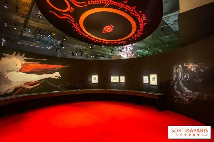 le plus en vogue remise chaude expédition de baisse Tolkien, the compelling exhibition at Paris BnF - pictures ...