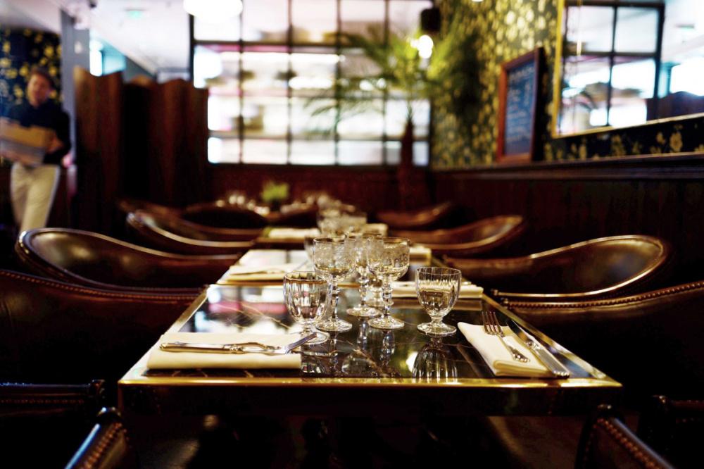 Restaurant Reveillon Famille Paris
