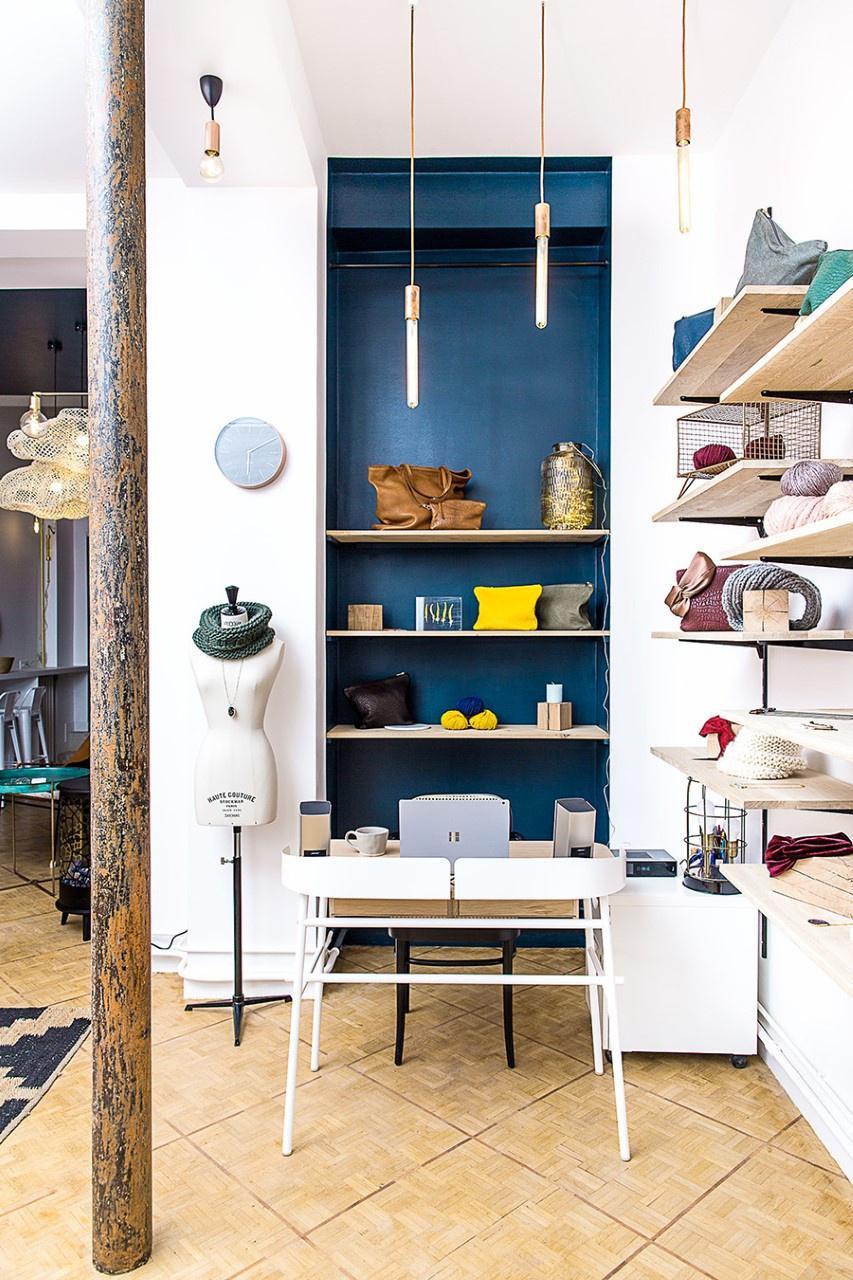 seize nouveau concept store diy paris. Black Bedroom Furniture Sets. Home Design Ideas