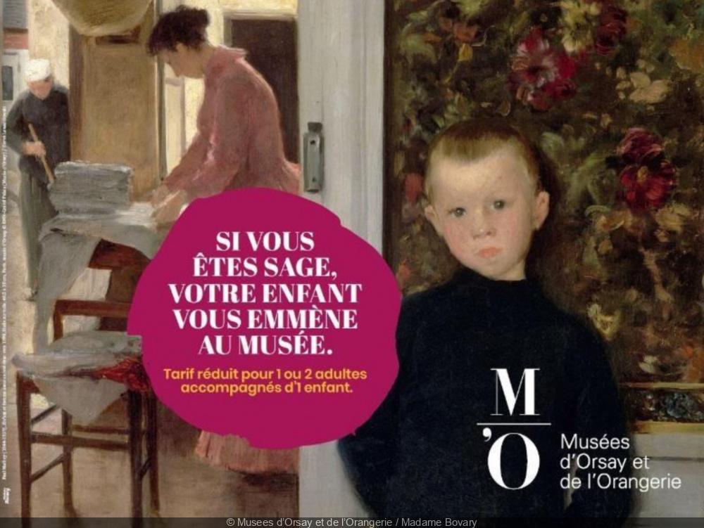 Week-end famille au Musée d'Orsay en novembre - sortiraparis