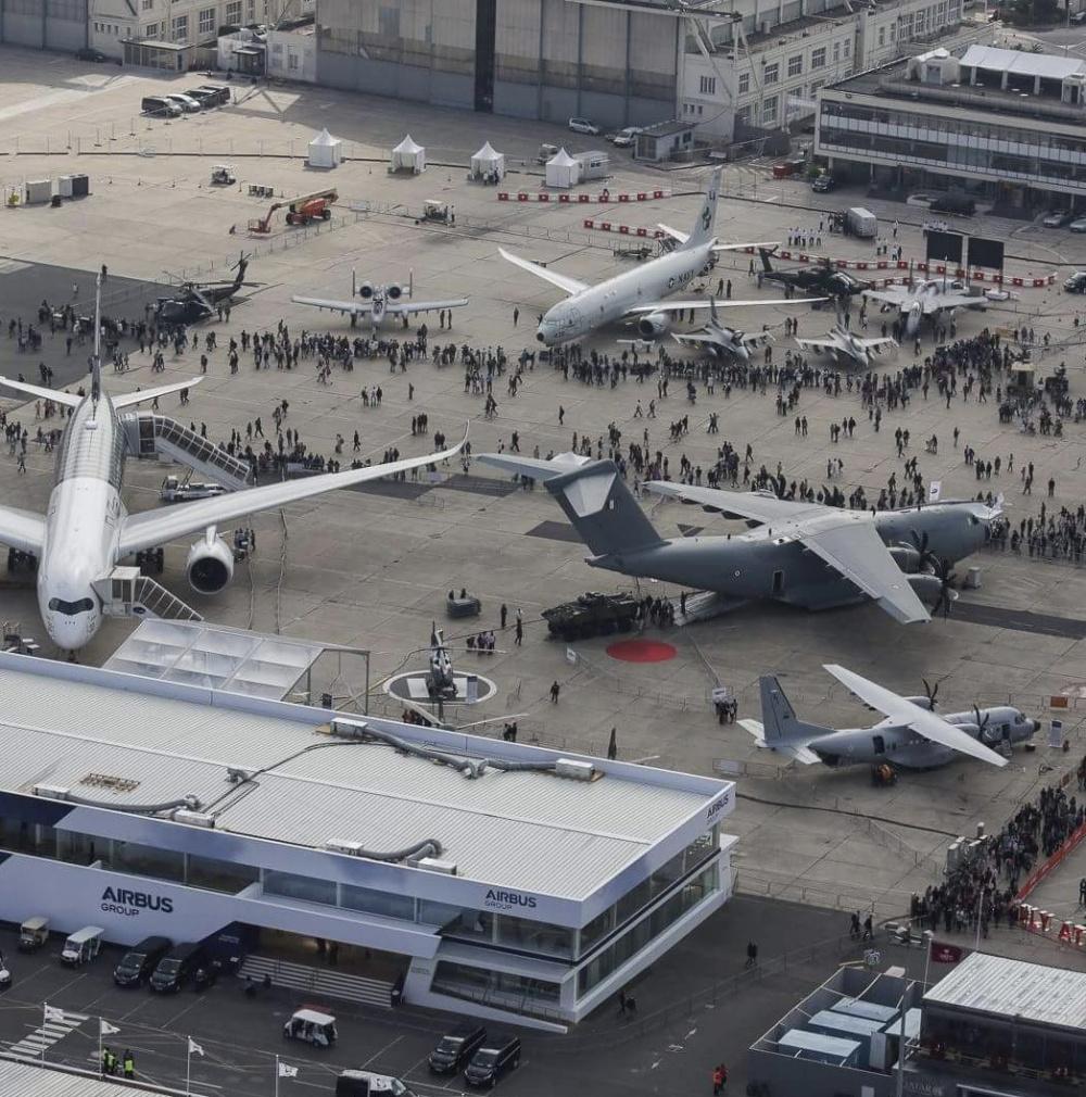 International Paris Air Show 2019 - Sortiraparis com