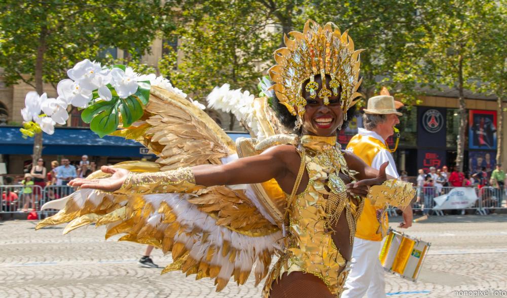 Paris Carnaval Tropical 2019 Returns On The Champs Elysées Sortiraparis Com