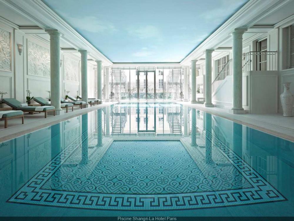 Ultra Le Shangri-La Hotel Paris dévoile sa piscine cet été aux parisiens UE-17