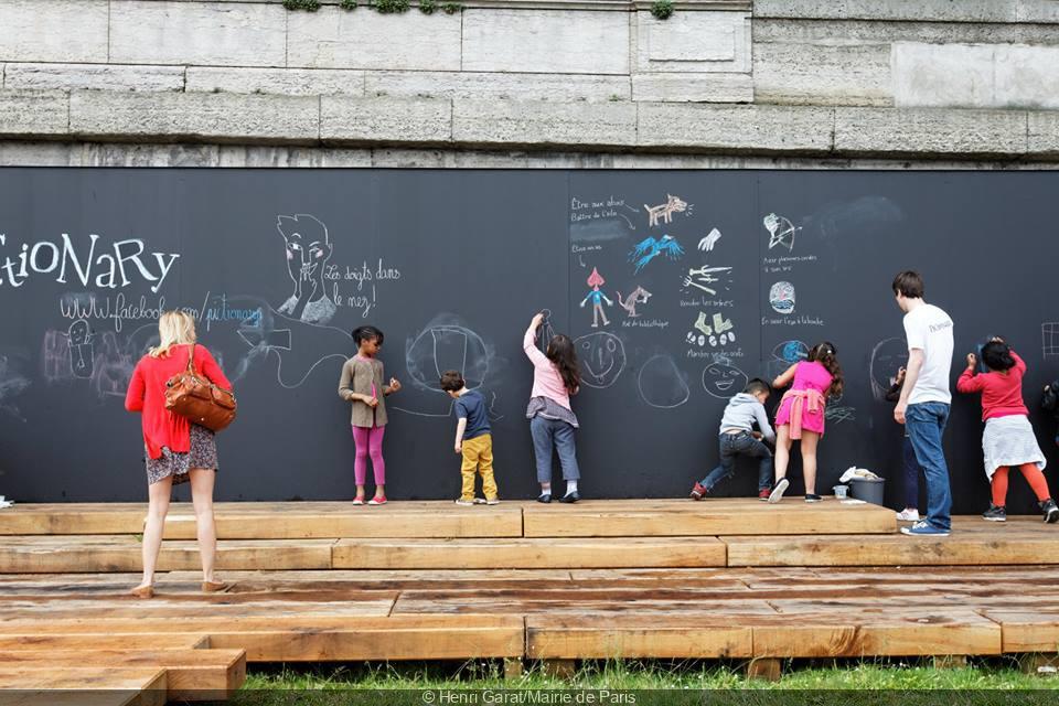 que faire pendant les vacances d 39 t 2018 paris avec les enfants. Black Bedroom Furniture Sets. Home Design Ideas