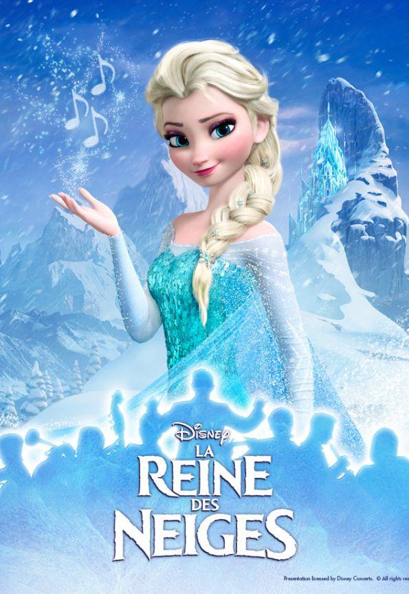 La Reine Des Neiges En Cine Concert A La Salle Pleyel De Paris En Novembre 2018 Sortiraparis Com