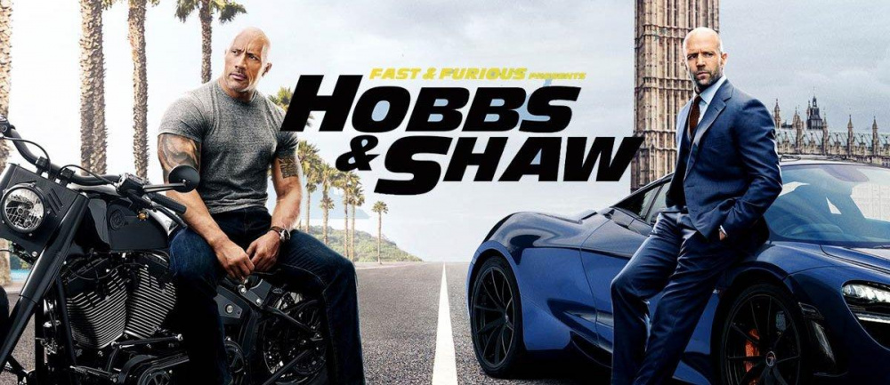 Risultati immagini per Fast & Furious Hobbs & Shaw