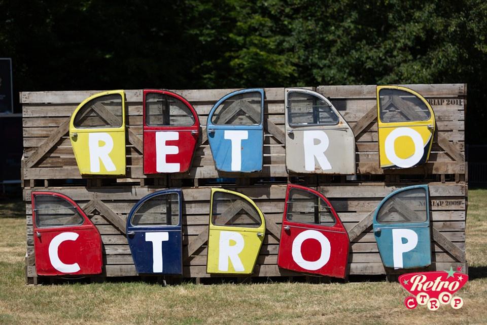 Festival Rétro C Trop 2021 : dates, programmation et réservations