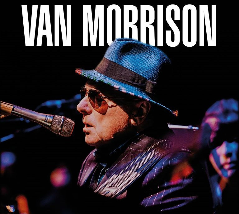 Van Morrison live at Paris Olympia in March 2020 - Sustained ...