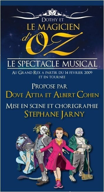 Dothy Et Le Magicien D'oz - Paroles de chanson et ...