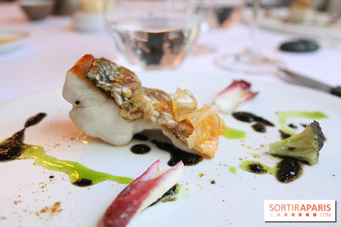 Kei kobayashi chef japonais 2 toiles paris - Restaurant japonais paris cuisine devant vous ...