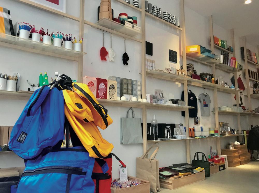 bows arrows le concept store japonais. Black Bedroom Furniture Sets. Home Design Ideas