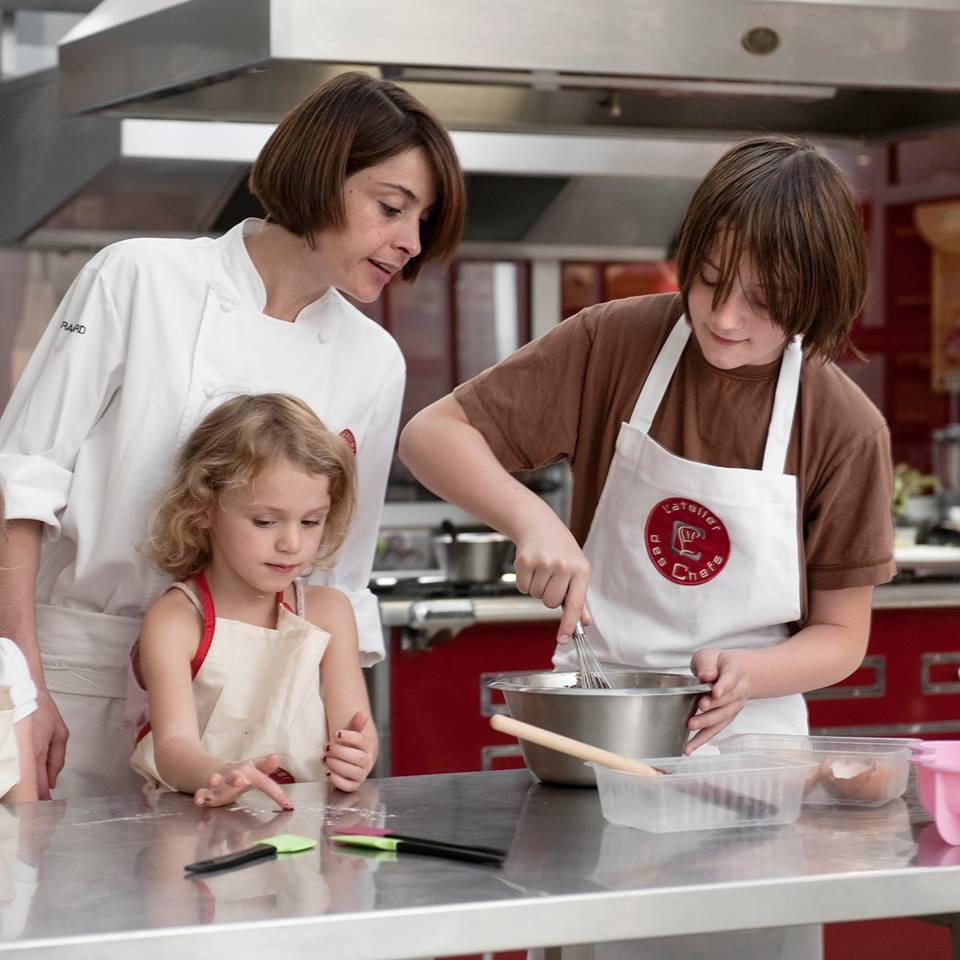 Les cours de cuisine pour enfant paris loisirs - Cours de cuisine enfant ...