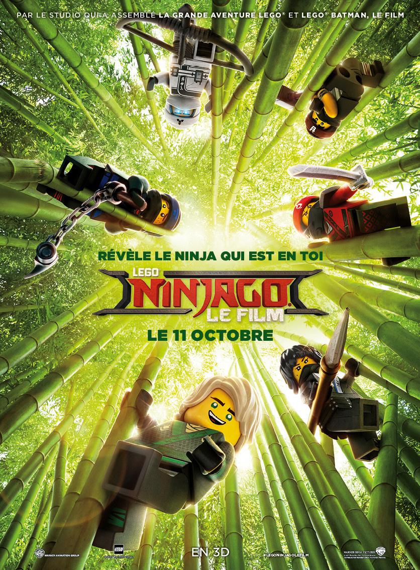 Lego Ninjago Le Film Sortiraparis Com