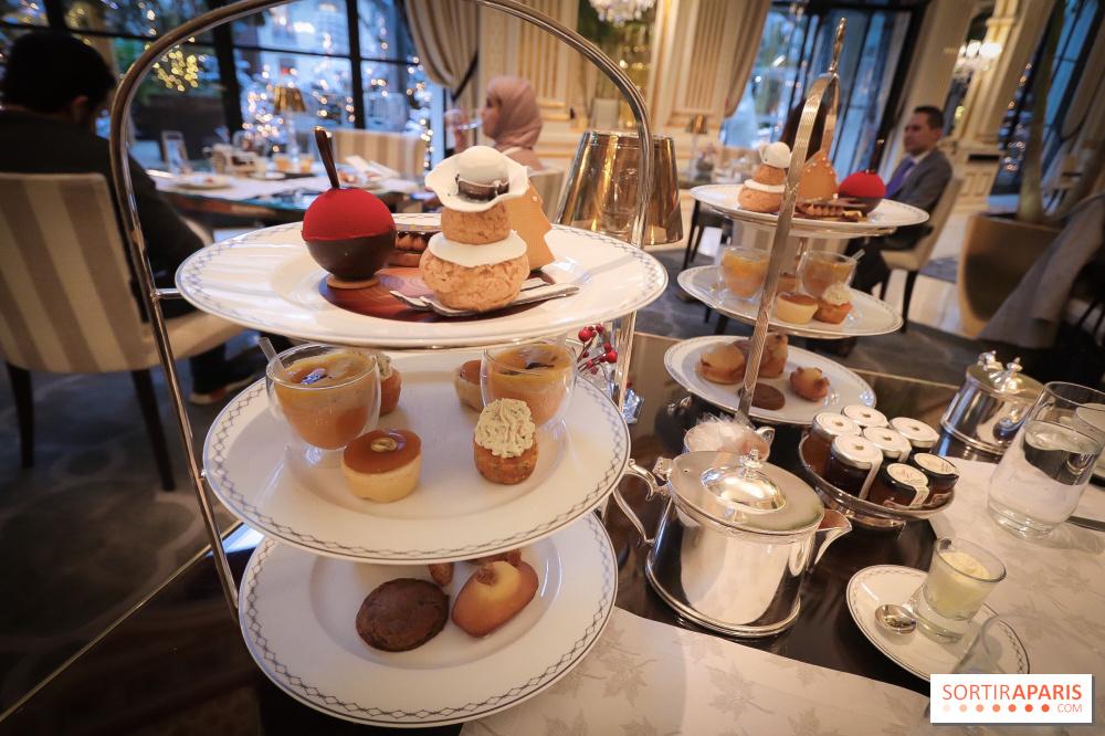 Le top des Tea Times à Paris