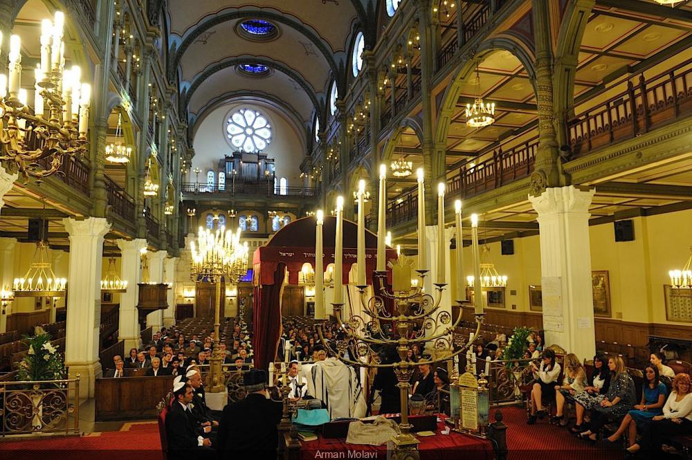 Histoire De La Synagogue Des Tournelles Sortiraparis Com