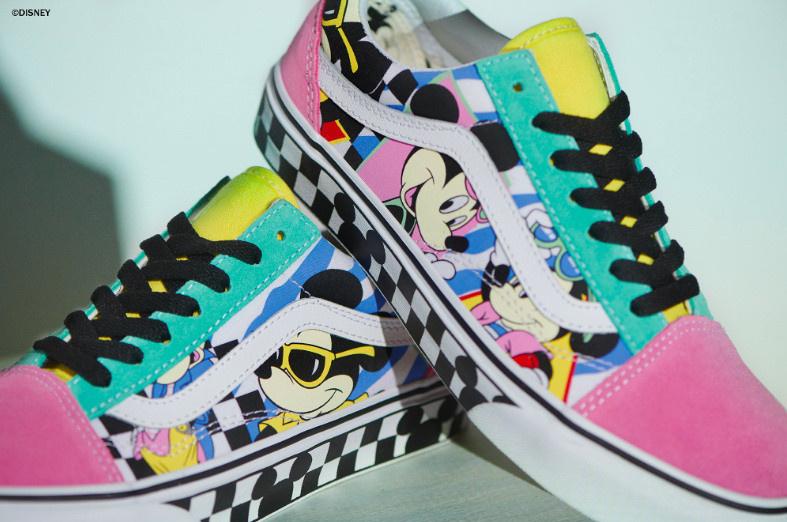 chaussure vans mickey