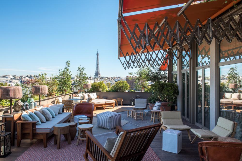 Brach  Le Nouvel H U00f4tel Design U00e9 Par Philippe Starck  Vient