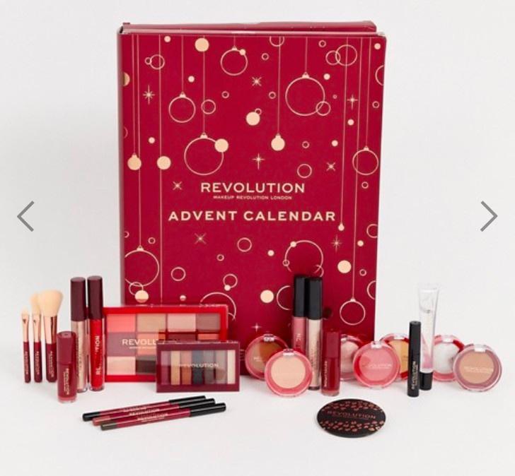 Le calendrier de l'Avent 2019 de Makeup Revolution   Sortiraparis.com